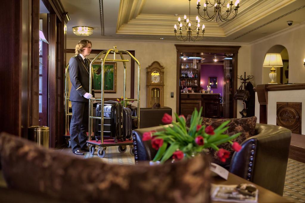 Отель Hermitage - фото №5