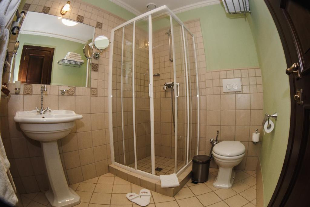 Отель Hermitage - фото №22