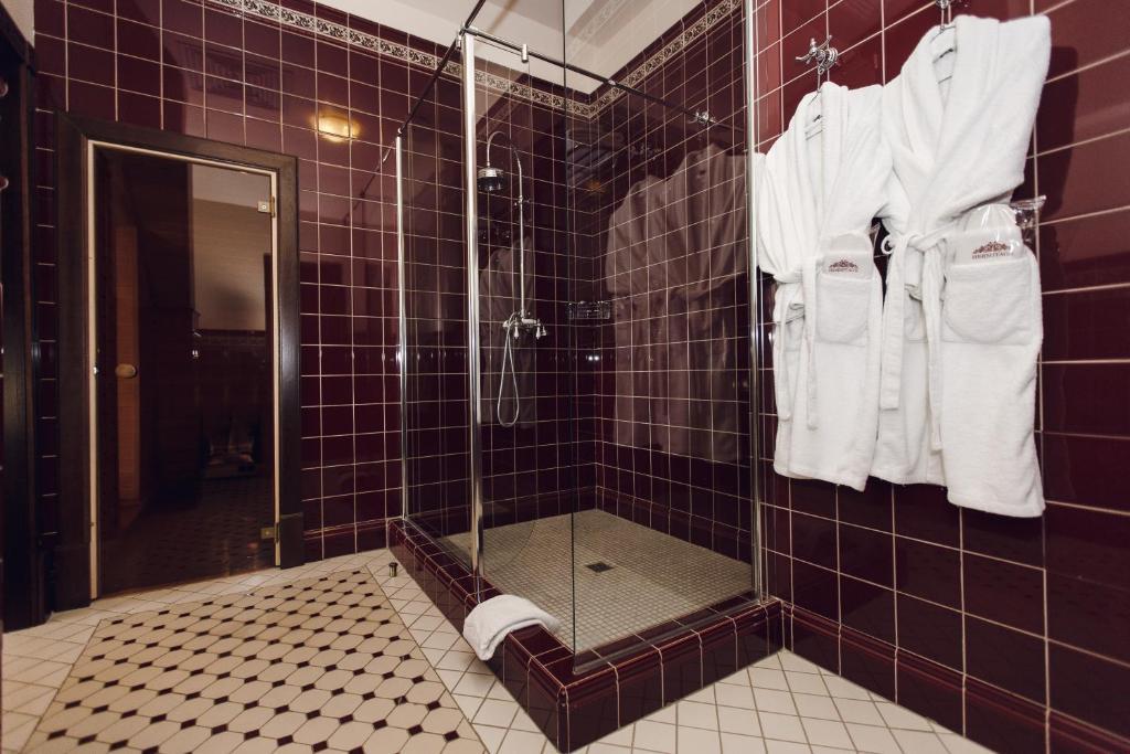 Отель Hermitage - фото №56