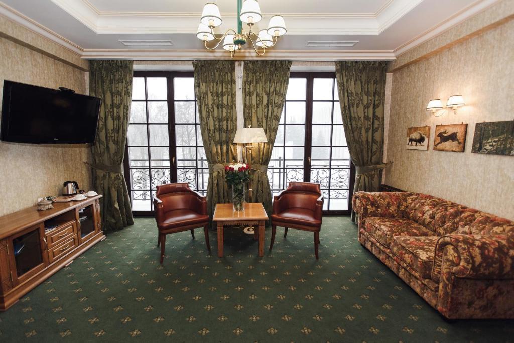Отель Hermitage - фото №32