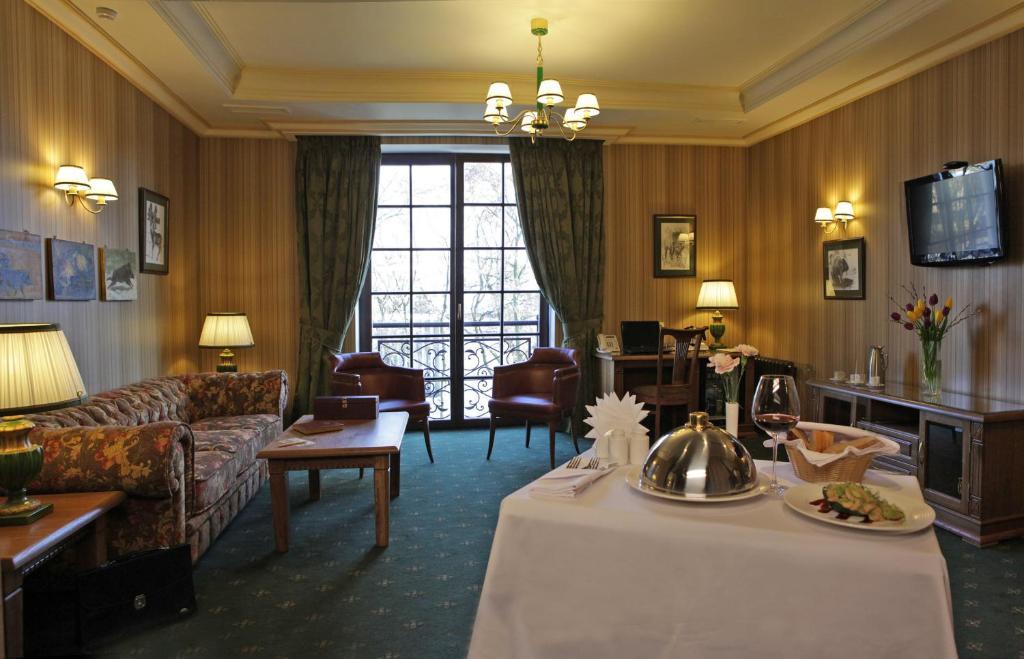Отель Hermitage - фото №70