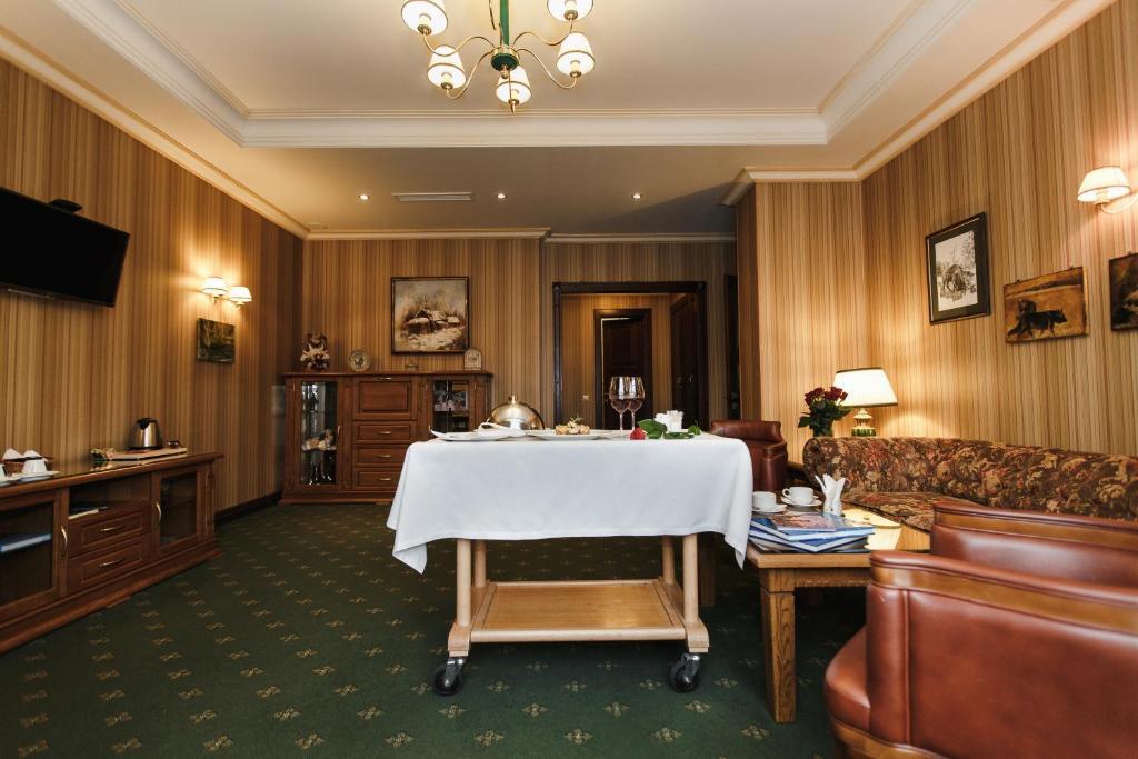 Отель Hermitage - фото №37