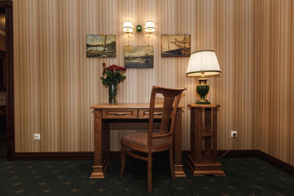 Отель Hermitage - фото №43