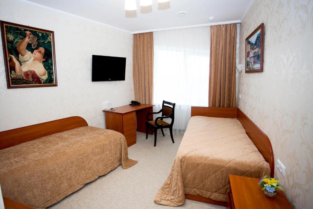 Отель Серебряный Талер - фото №46