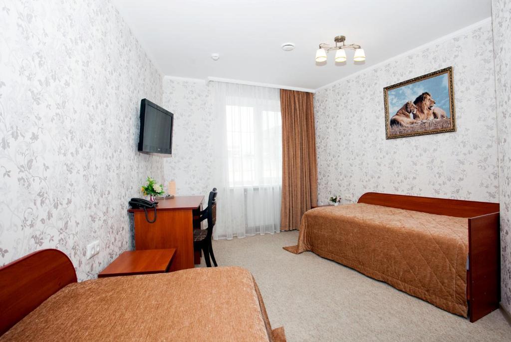Отель Серебряный Талер - фото №60
