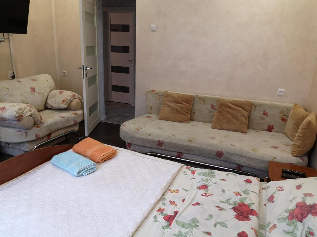 Отель 4 на Аржановой - фото №44