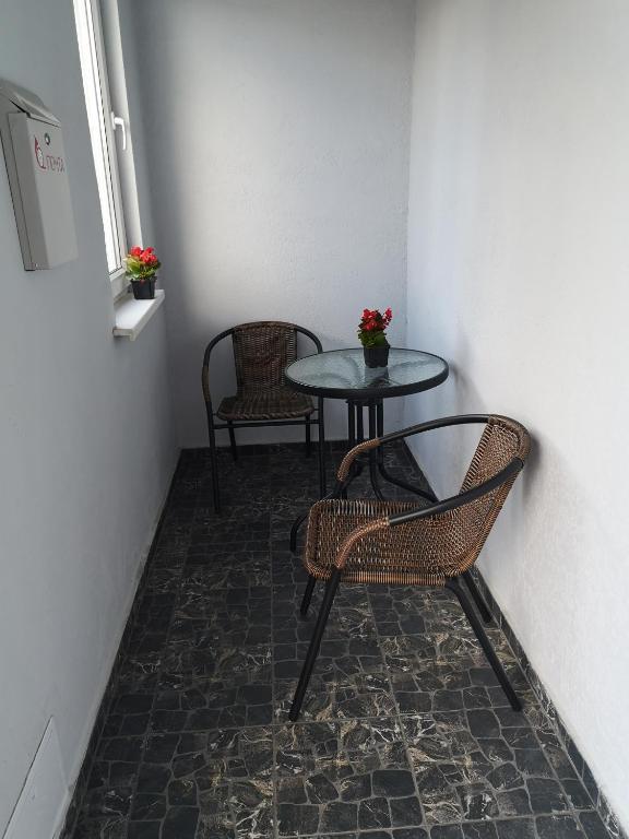 Отель 4 на Аржановой - фото №40