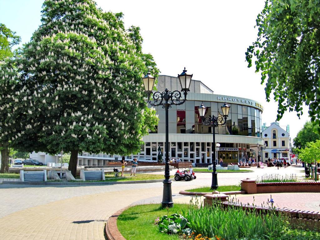 Отель Brest City Center - фото №18