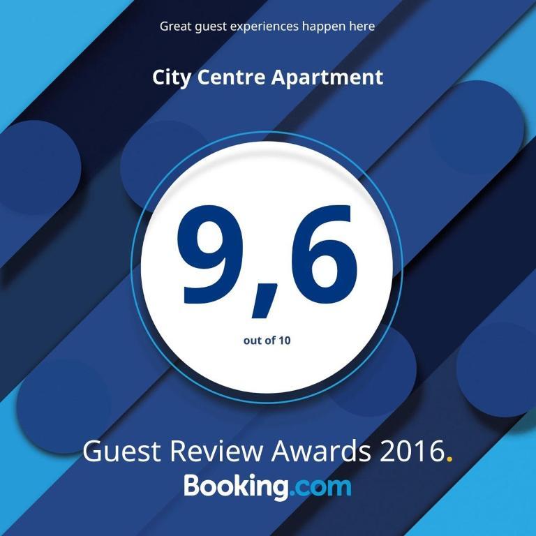 Отель City Centre - фото №22