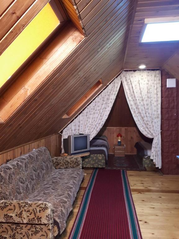 Отель With sauna - фото №27