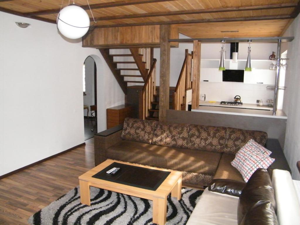 Отель With Sauna на Шишкина - фото №11