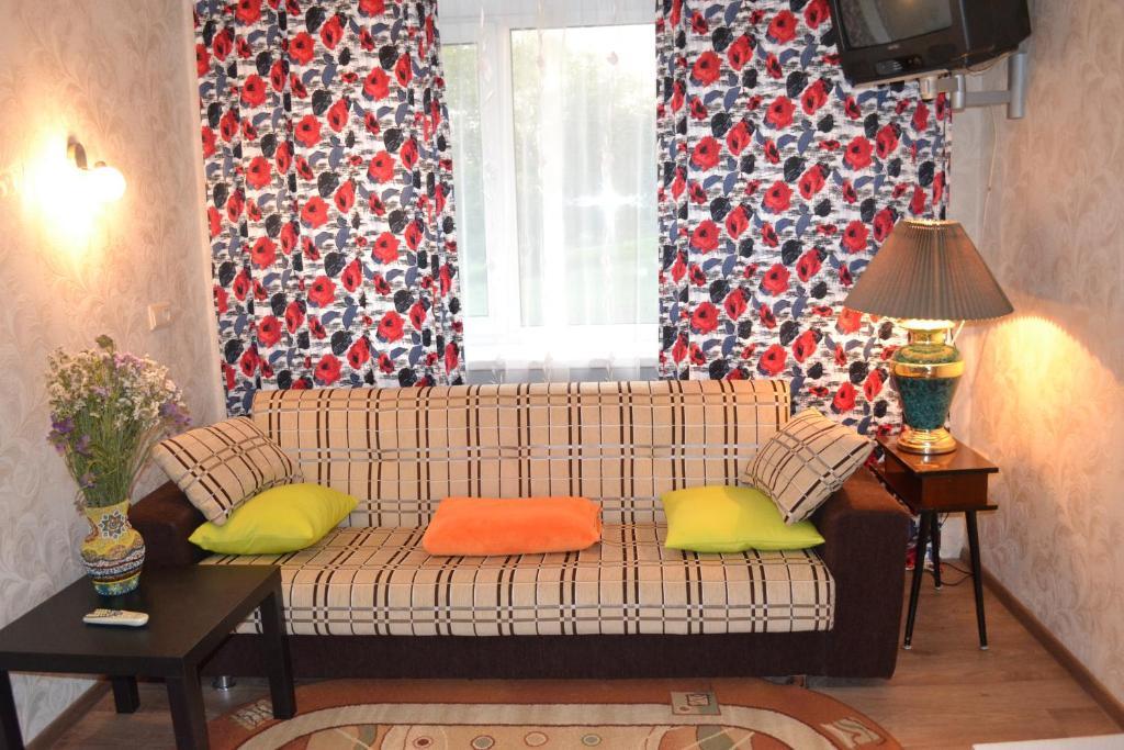Отель One-Bedroom на Советской - фото №29
