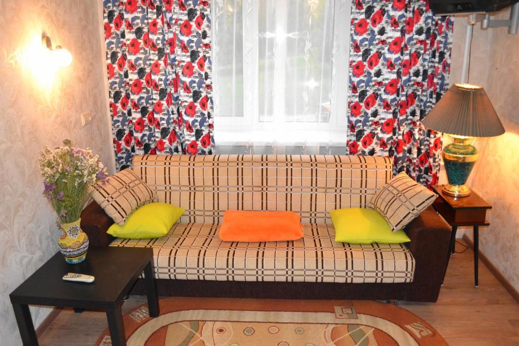 Отель One-Bedroom на Советской - фото №32