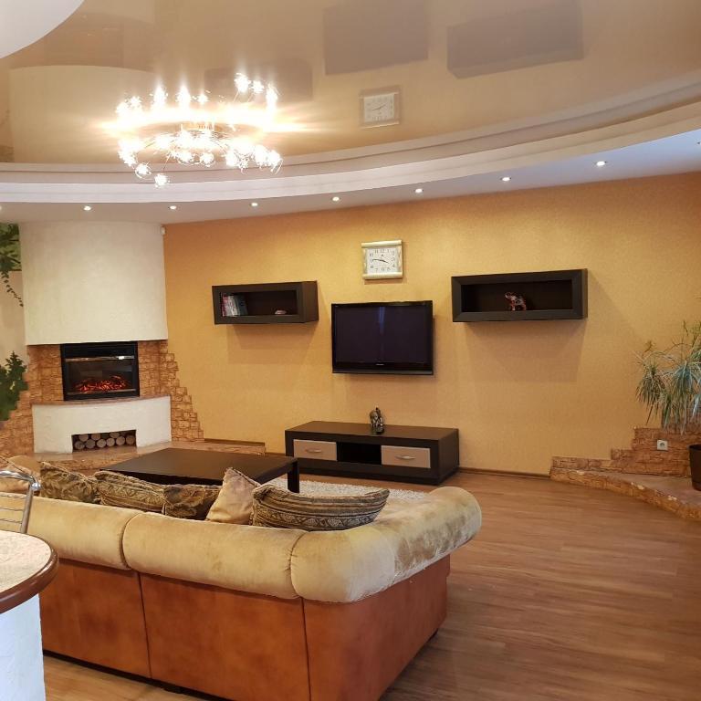 Отель SergeApart на Комсомольской - фото №8
