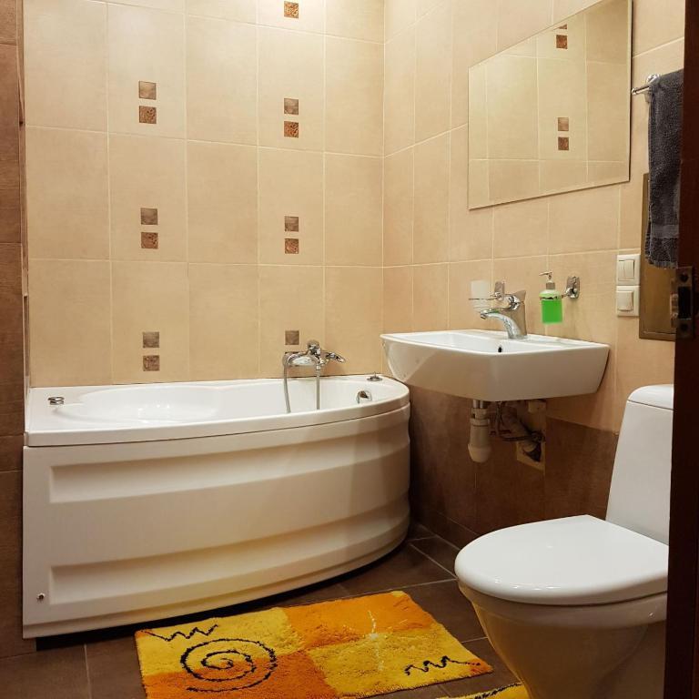 Отель SergeApart with Sauna - фото №17