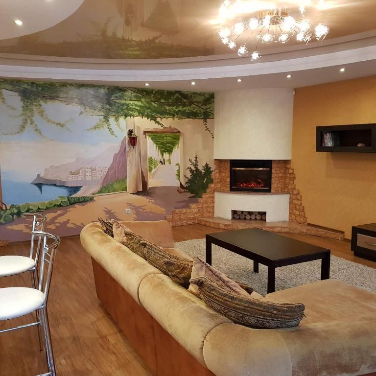 Отель SergeApart with Sauna - фото №8