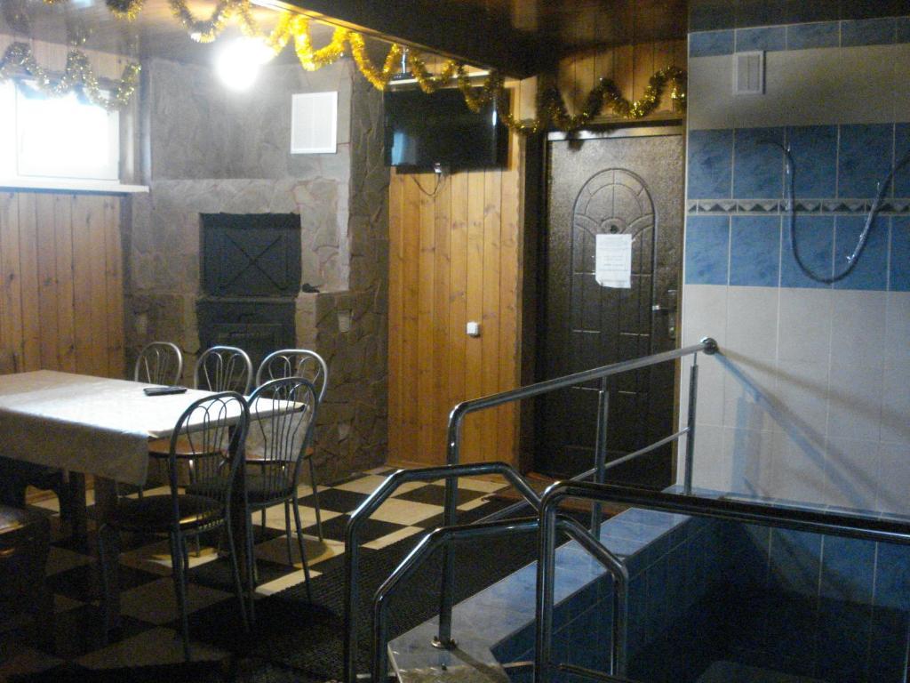Отель С баней - фото №12