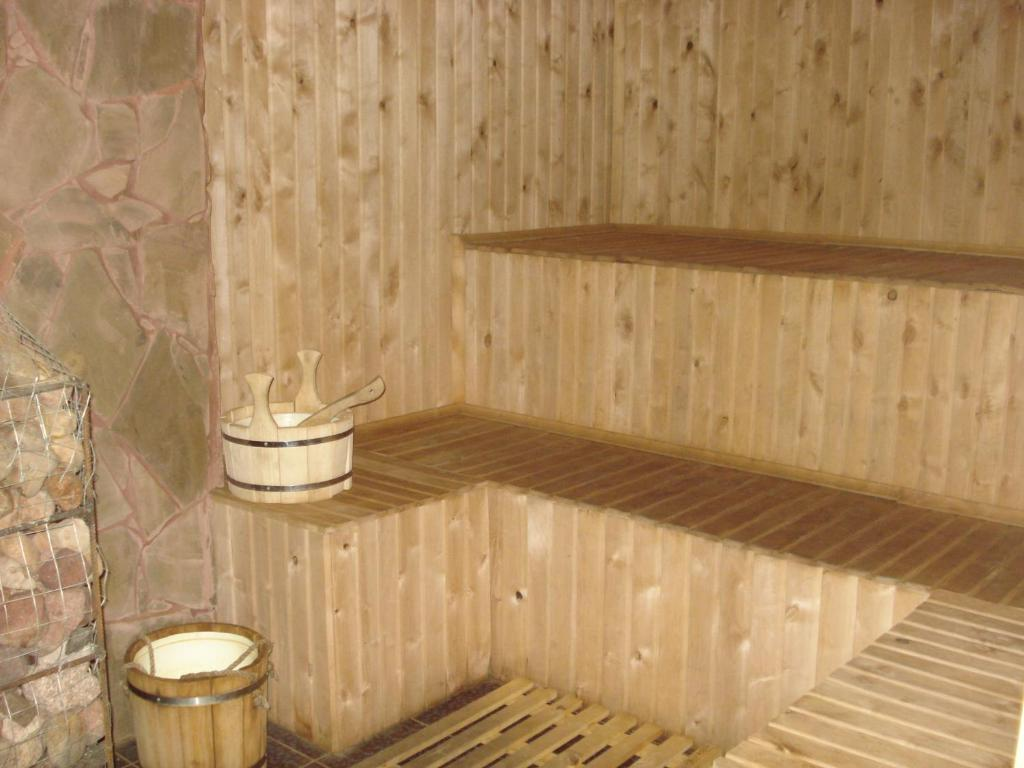 Отель С баней - фото №21