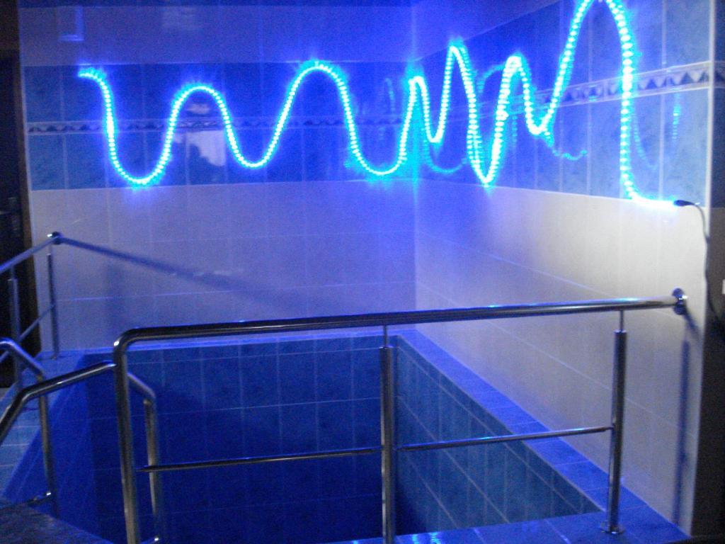 Отель С баней - фото №9