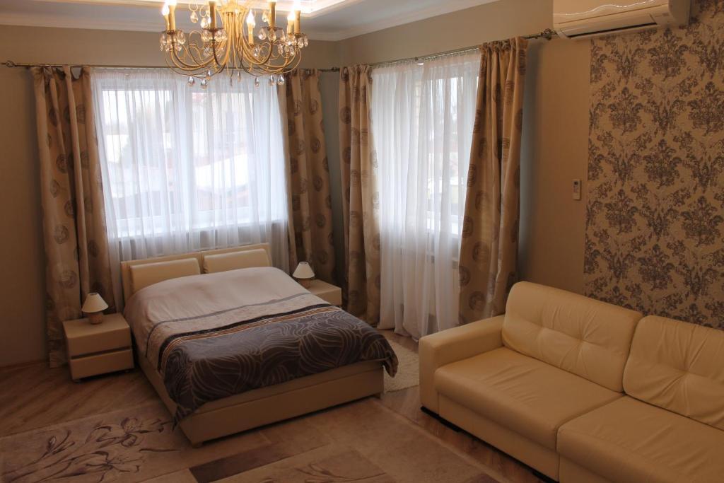 Отель SergeApart на Пихтовой - фото №44