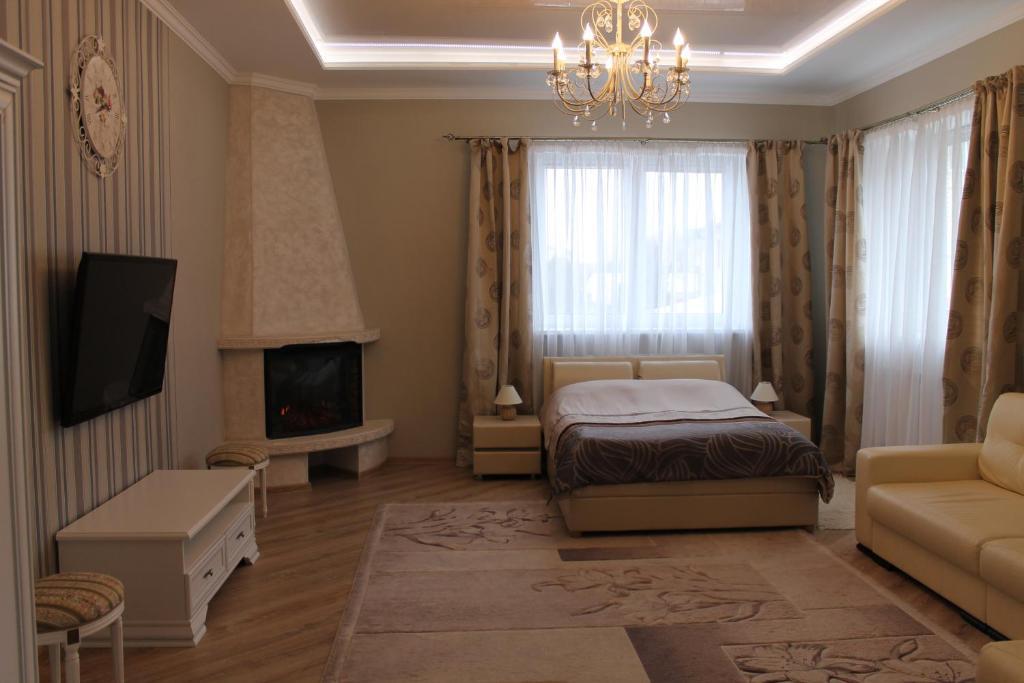 Отель SergeApart на Пихтовой - фото №45
