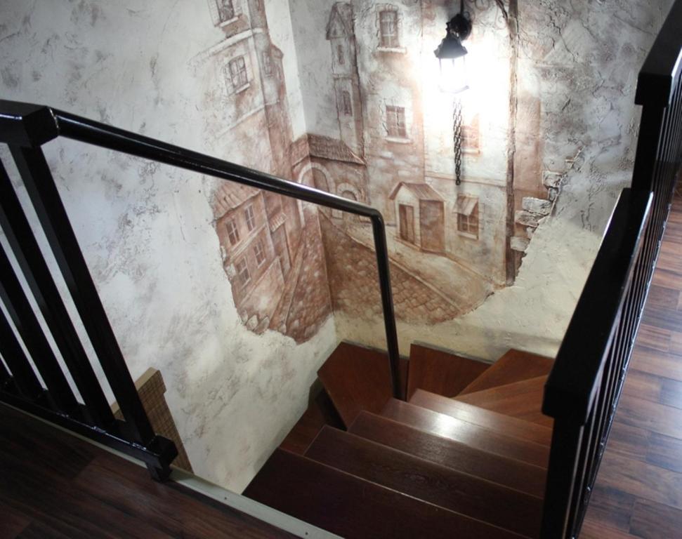 Отель Парк Коттедж - фото №3