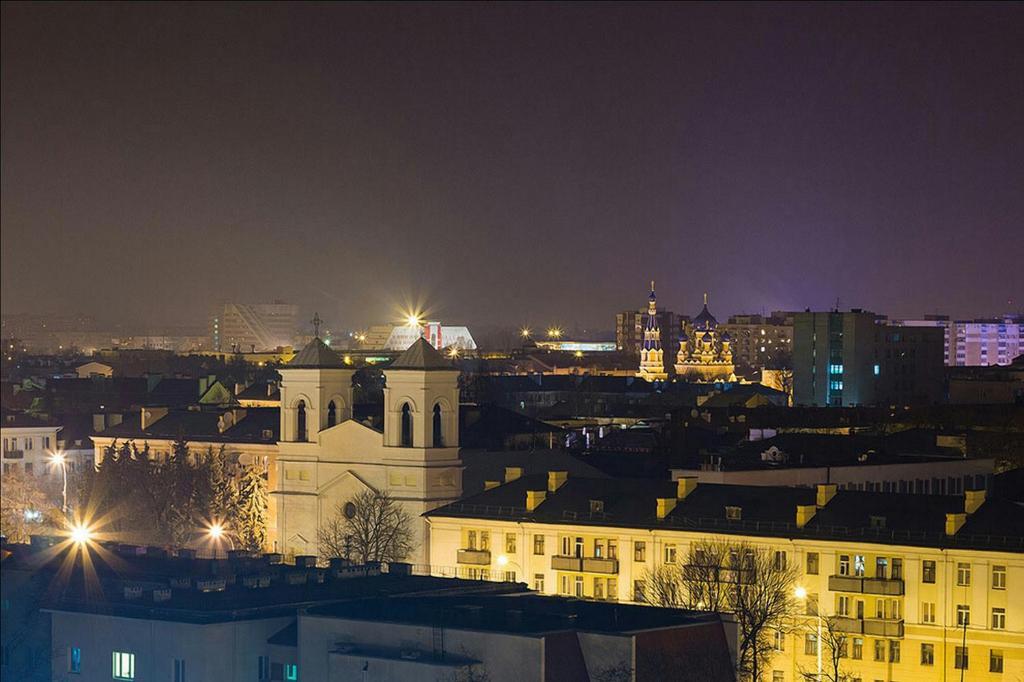Отель В Центре (Брест) - фото №30
