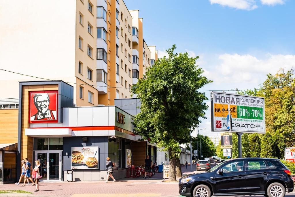 Отель На Машерова 39 - фото №25