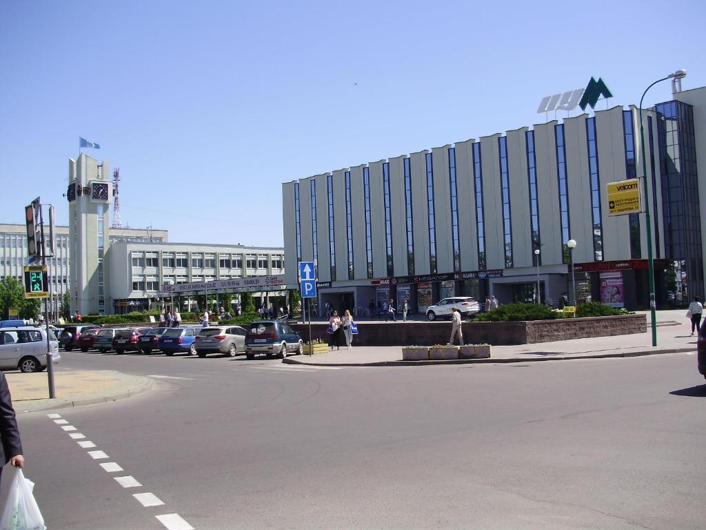Отель На Машерова 39 - фото №10