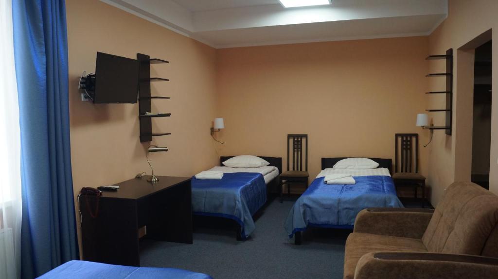 Отель Акватель - фото №32