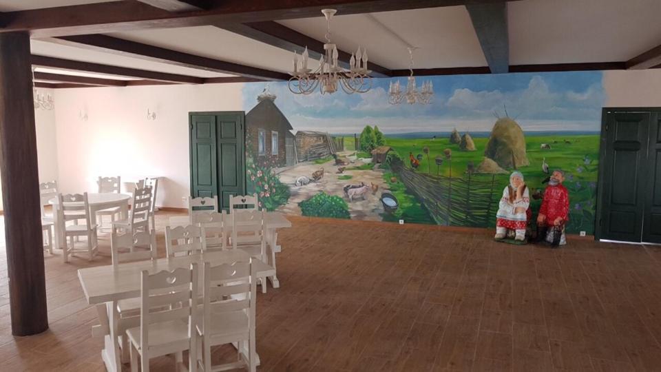 Отель Усадьба Золотой Гребешок - фото №32
