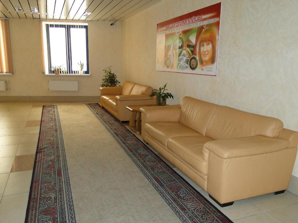 Отель Гостиница ЦОР по Гребле - фото №34