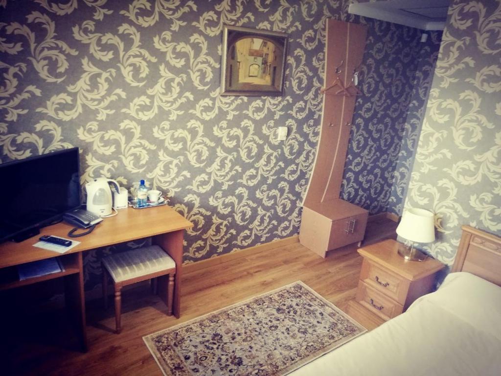 Отель Рыньковка - фото №44