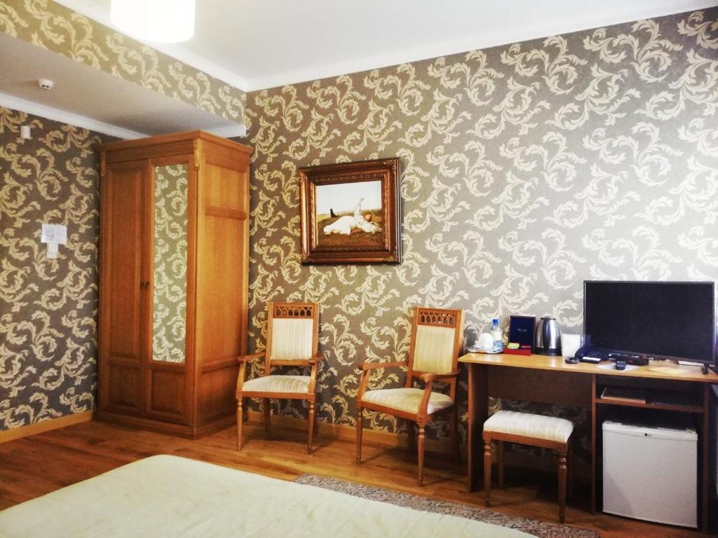 Отель Рыньковка - фото №46