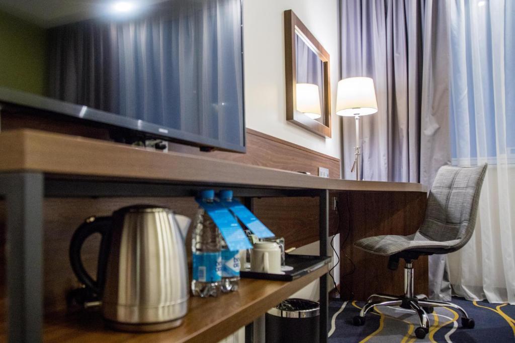 Отель Hampton by Hilton Brest - фото №24