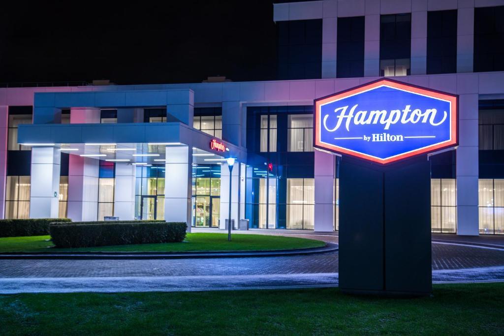 Отель Hampton by Hilton Brest - фото №14