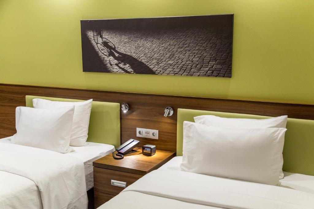 Отель Hampton by Hilton Brest - фото №25