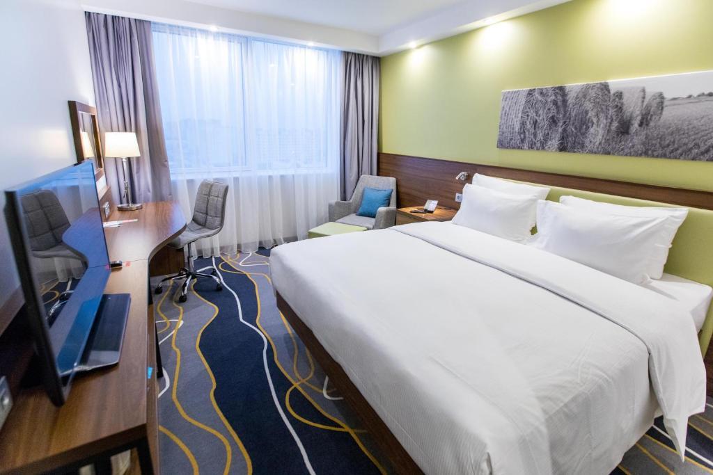 Отель Hampton by Hilton Brest - фото №13