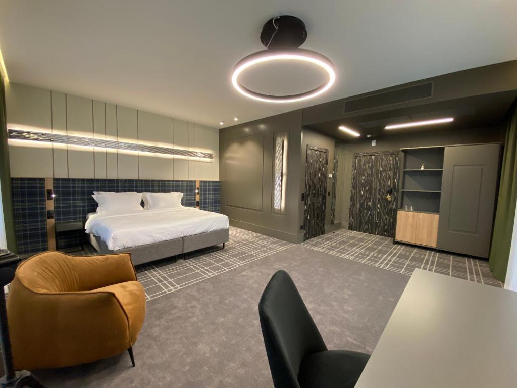 Отель Бутик-отель Status - фото №16