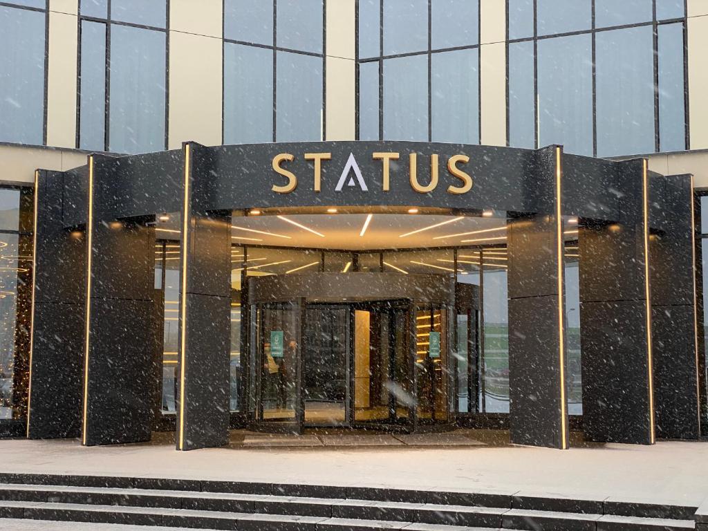 Отель Бутик-отель Status - фото №14