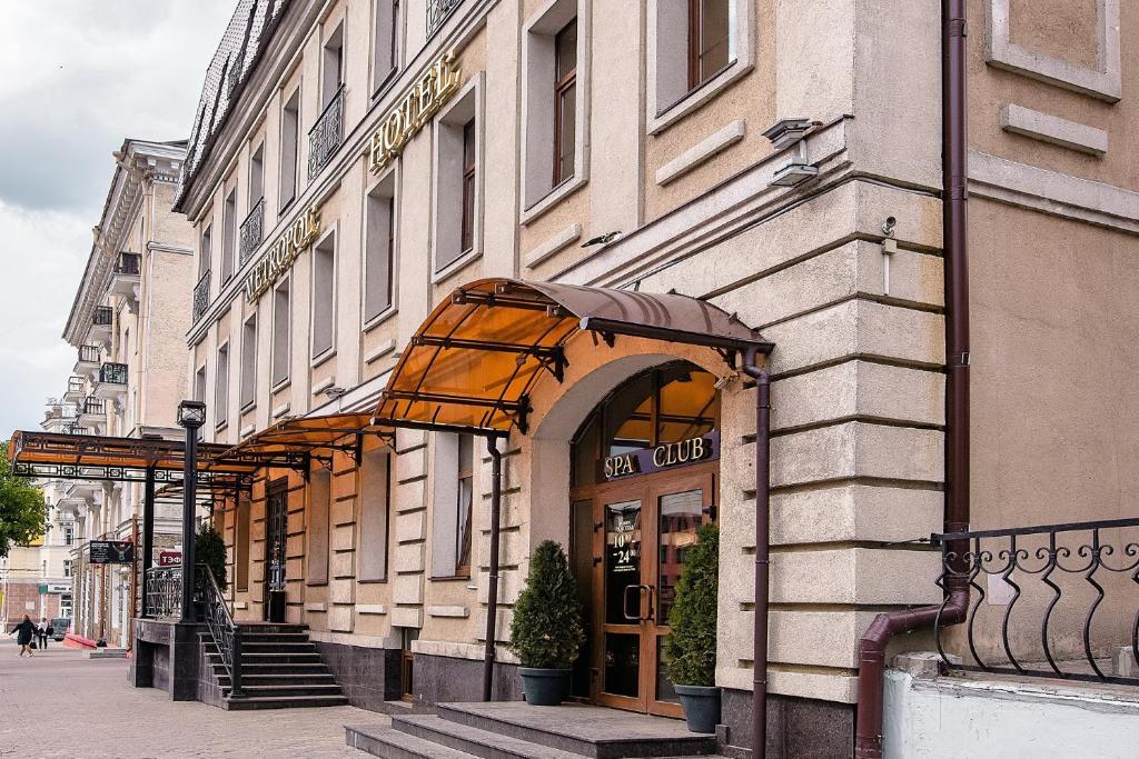 Отель Метрополь - фото №38