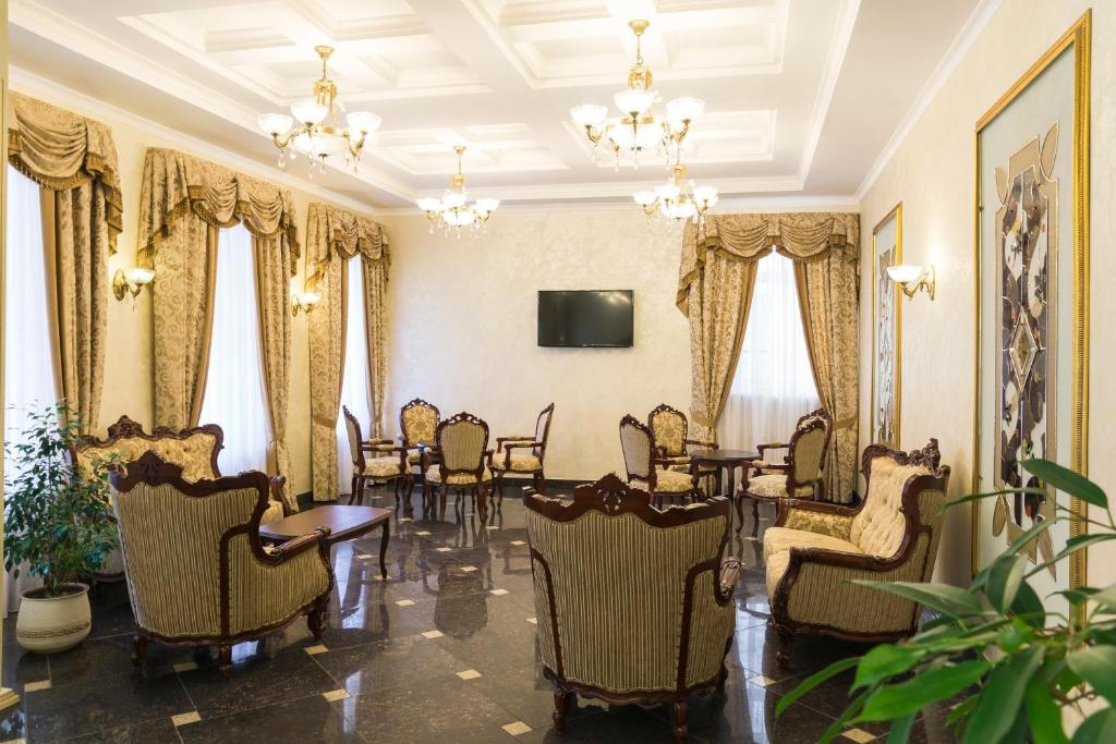Отель Метрополь - фото №4