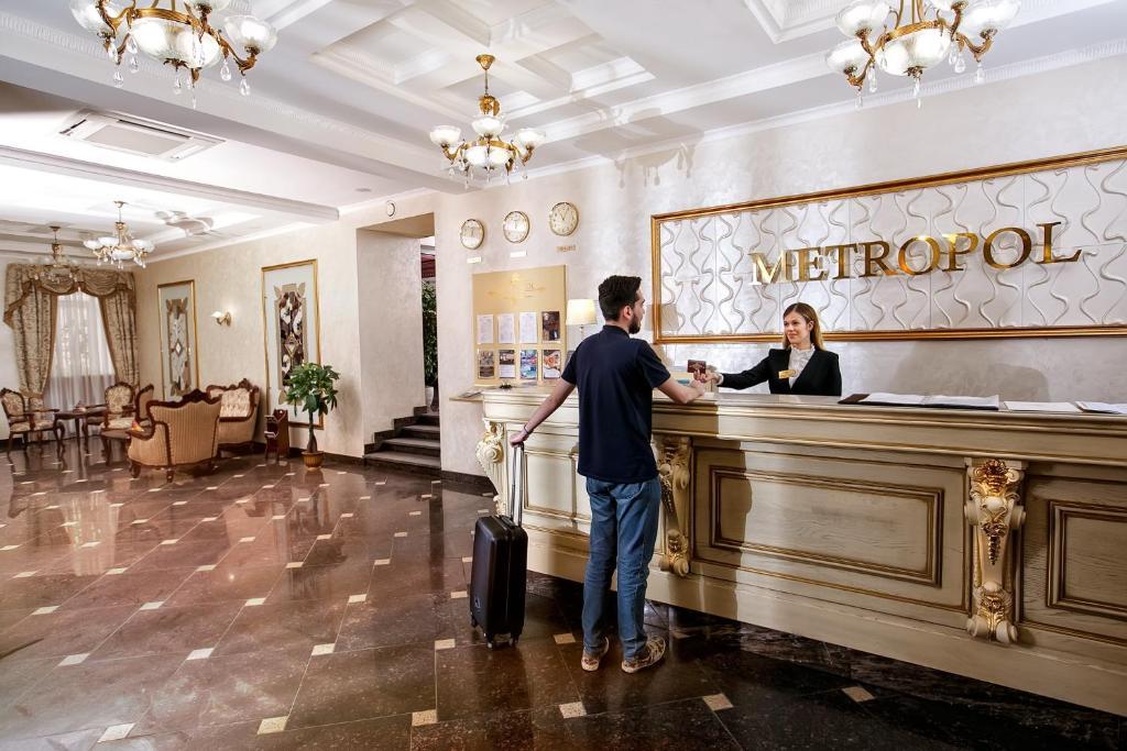 Отель Метрополь - фото №24