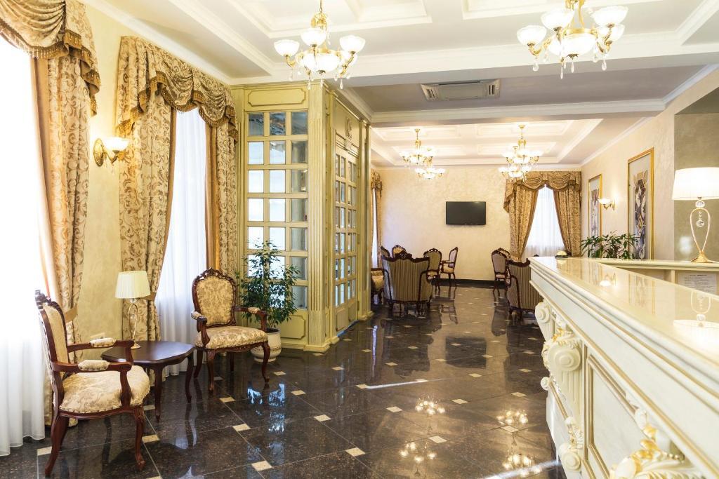 Отель Метрополь - фото №2