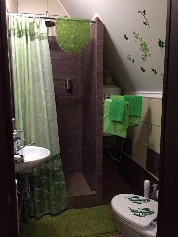 Отель Домашний Очаг - фото №32