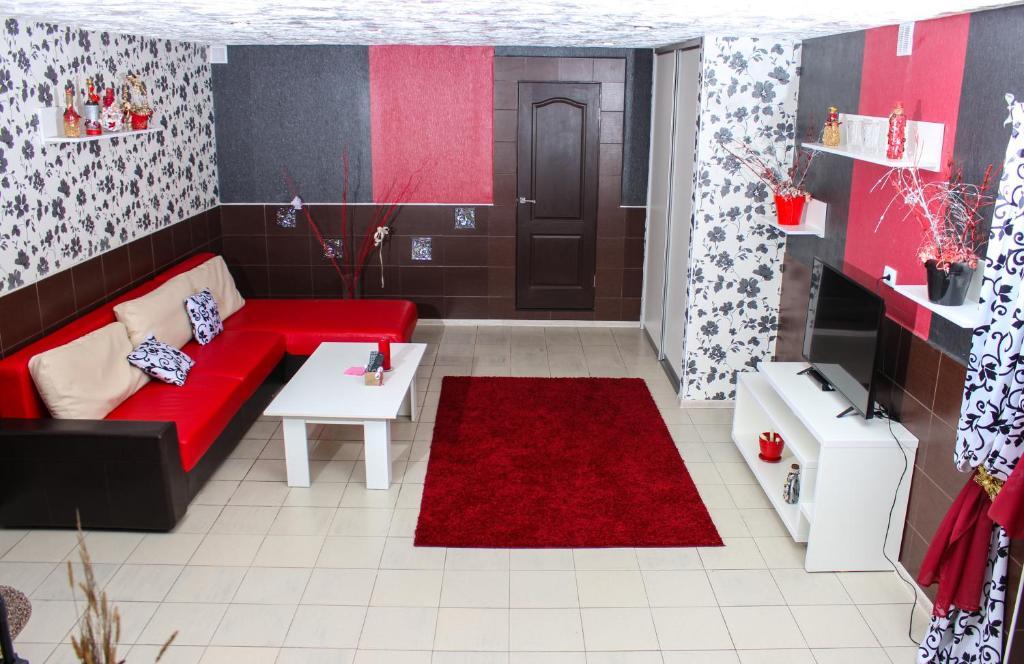 Отель Домашний Очаг - фото №27