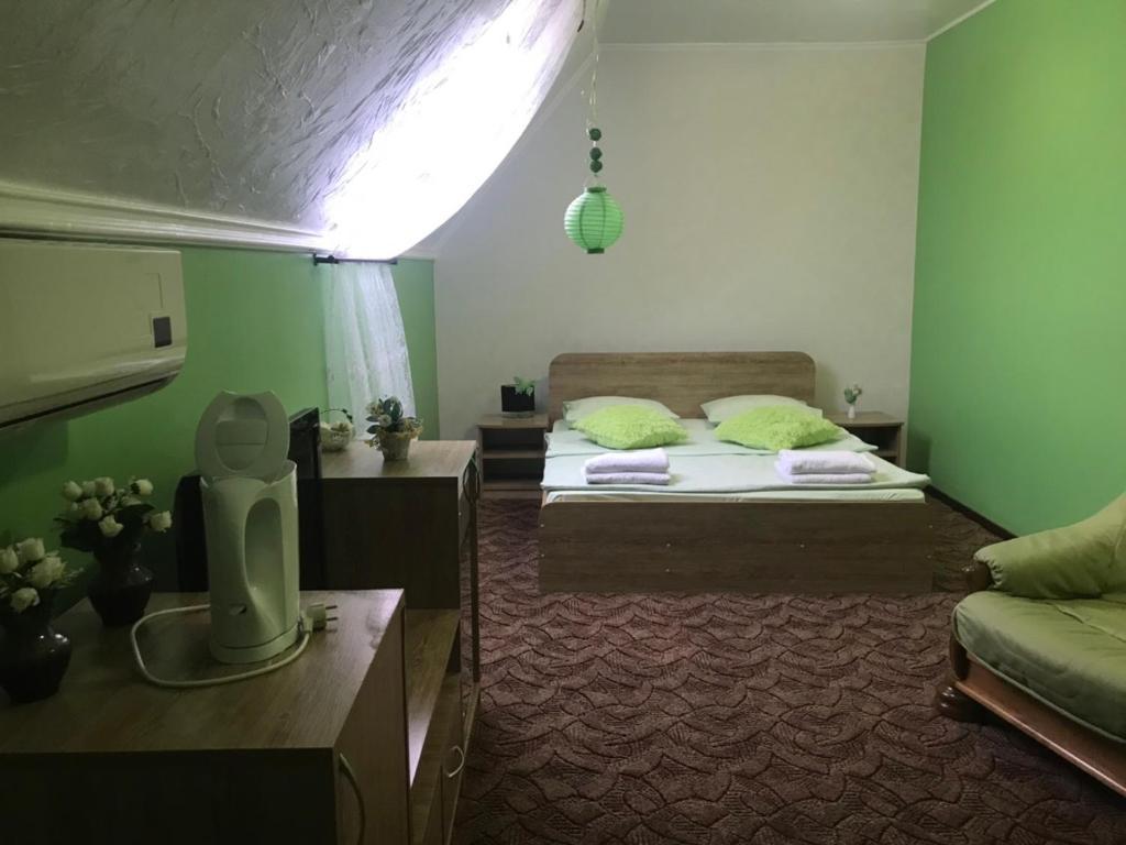Отель Домашний Очаг - фото №43