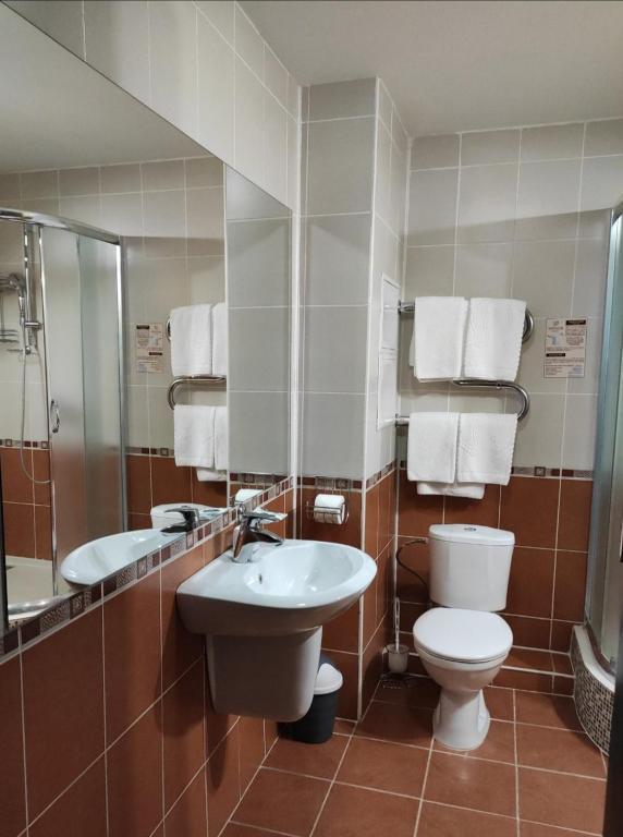 Отель Могилев - фото №8