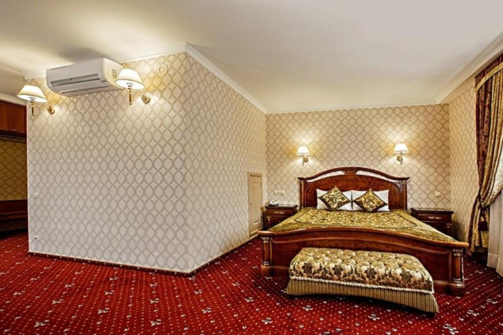 Отель Любуж - фото №3