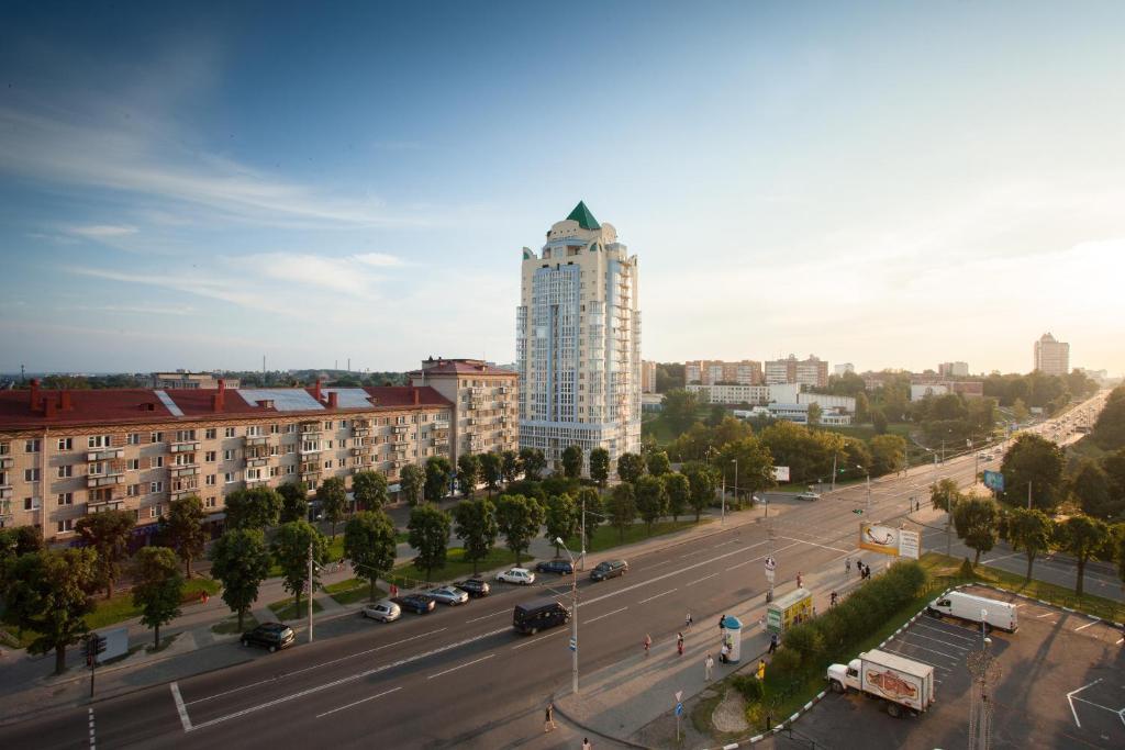 Отель Могилев - фото №54